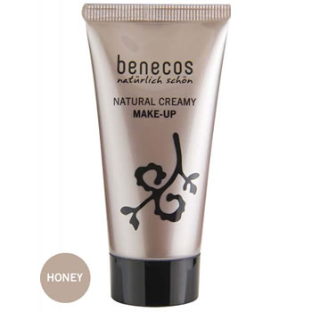 benecos natural beauty - organic & natural make up and skincare - certified BDIH - natural mineral l