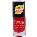 Benecos Nail Polish Vintage Red Natural Nail Polish