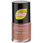 Benecos Rose Passion Nail Polish Nail Varnish Natural