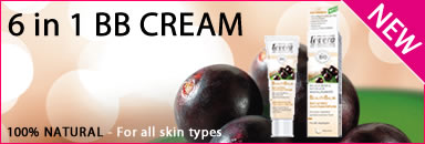 Lavera Organic & Naural Cosmetics and Skincare - Facial Care new BB cream