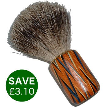 Kost Kamm Natural Wood Burashes - Special Offer - 20% OFF Men Shaving Brush Coloured Wood