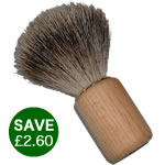 Kost Kamm Natural Wood Burashes - Special Offer - 20% OFF Men Shaving Brush Ash Wood