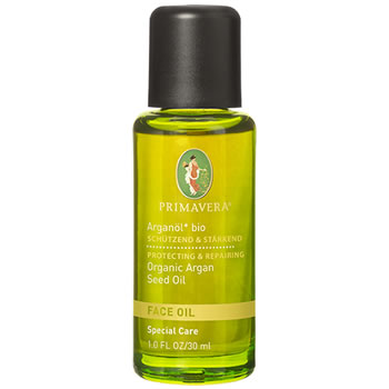 Primavera Organic & Natural Skin Care and Aroma Therapy - Seed Oil - Natural Face Oil - Argan Oil