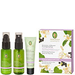 Primaveralife Moisturising Face Care Set for Normal to Dry Skin