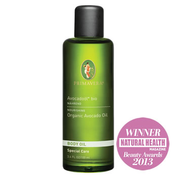 Primavera Life - Certified Natural Skin Care and Aromatherapy - Award Winning Base Oil - Avocado Bdy