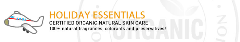 Lavera Organic & Natural Cosmetics and Skin Care - Holiday Essentials