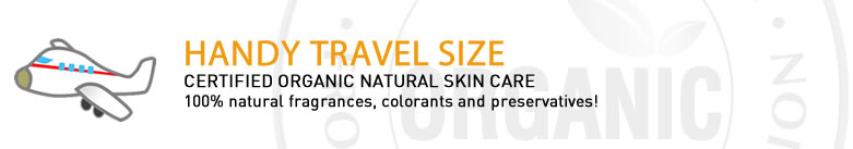 Lavera Organic & Natural Cosmetics and Skin Care - Travel Size Toiletries