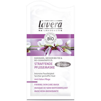 Lavera Organic & Natural Cosmetics and Skin Care - Firming Skin Care Mask - Anti-Ageing