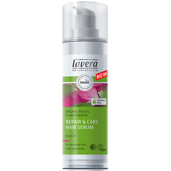 Lavera Organic & Natural Cosmetics and Skin Care - Hair Care - Repair & Care Hair Serum