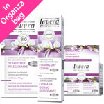 Lavera Organic & Natural Cosmetics and Skin Care - NEW Firming Face Care Gift Set - Anti-Ageing