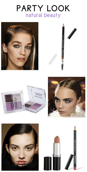 benecos natural beauty - party look with natural beauty brand benecos