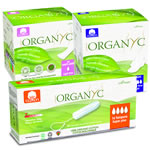 Organyc - 100% Organic Cotton Feminine Care Set