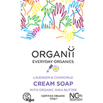 Lavender and Chamomile Soap Cream Soap Organic Soap Organii