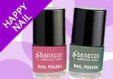 benecos natural beauty - happy nail - natural nail polish