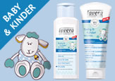 Lavera Organic & Natural Skin Care - Baby & Kinder Neutral for sensitive skin