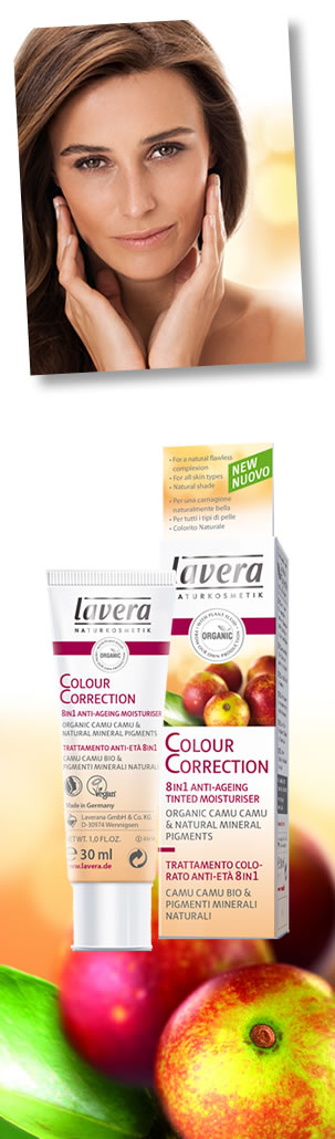 Lavera Organic & Natural Skin Care - New CC Cream