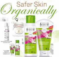 Lavera Organic & Natural Cosmetics and Skin Care - Organic Hair Care Rose