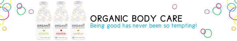 Organii Everyday Organics - Organic & Natural Body Care