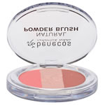 benecos natural beauty - natural make up natural trio blusher