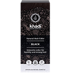Khadi Hair Natural Hair Colour Black Vegan Hair Colour Pravera