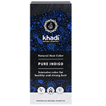 Khadi Indigo Hair Colour Permanent Hair Colour Vegan Hair Colour