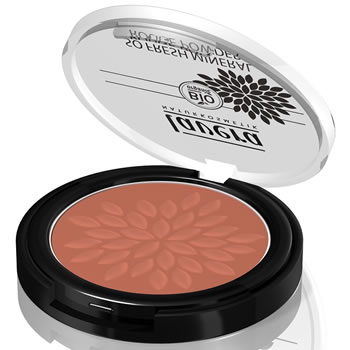 Lavera Organic & Natural Cosmetics - Trend Make Up Blusher 03 Cashmere Brown
