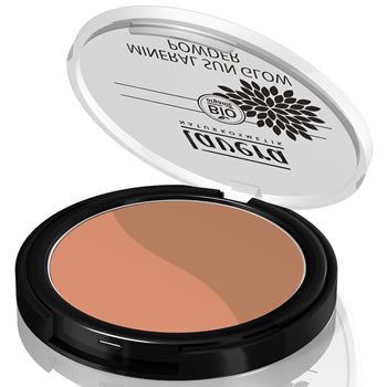 Lavera Organic & Natural Cosmetics - Trend Natural Make Up Sun Glow Powder 02 Sunset Kiss