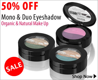 Lavera Special offer - 50% duo & mono eyeshadow