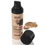 Lavera Natural Liquid Foundation Almond Amber 05 thumb