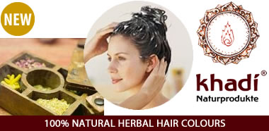Khadi natural hair colour