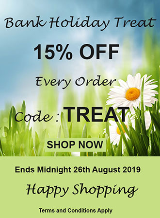 Fair Squared  - Bank Holiday Treat 15% OFF every order with code TREAT offer ends midnight 26th August