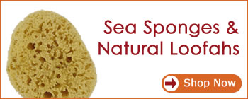 Forsters Natural Products - Sea Sponges and natural loofahs