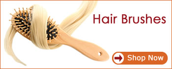 Forsters Natural Products - Hair brushes