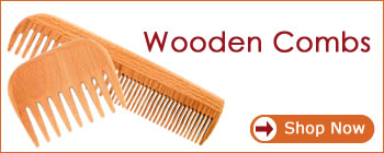 Forsters Natural Products - Wooden Comb