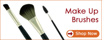 Forsters Natural Products - Make up brushes