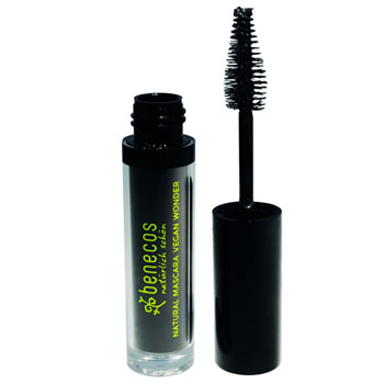 benecos vegan wonder mascara, BDIH certified, Vegan certified