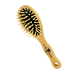 forsters beech wooden hair brush, small with wooden pins