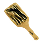 forsters paddle brush with wooden pins