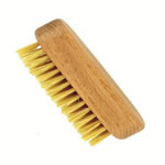 forsters nail brush sisal bristles and beech wood