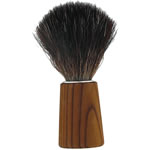 Forsters Wooden shaving brush with pine tree wooden handle
