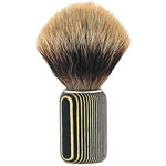 Forsters Wooden shaving brush with beech wooden handle