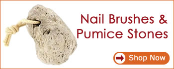 Forsters Natural Products - Nail Brushes and pumice stone