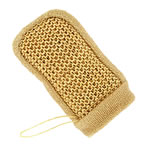 Forsters massage glove, aloe sisal and cotton