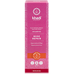 Khadi Natural Shampoo Rose Repair with an Ayurvedic Elixir