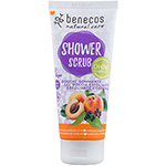 benecos natural shower scrub
