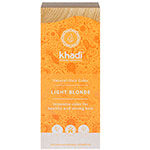 khadi herbal hair colour light blonde