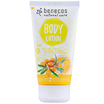 Benecos Natural Body Lotion Sea Buckthorn and Orange