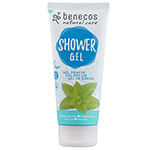 Benecos Shower Gel Lemon Balm Shower Gel Natural Body Wash