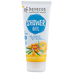 Benecos Natural Shower Gel Sea Buckthorn and Orange