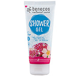 Benecos Shower Gel Pomegranate and Rose Body Wash
